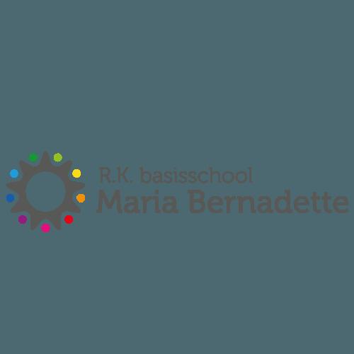 maria bernadette - rapportmapje